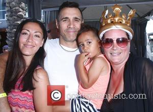 Alexandra Tonelli, Adrian Paul, Royce Paul and Jessica Kill