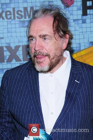 Brian Cox - World Premiere of 'Pixels' at Regal E-Walk - Arrivals - New York City, New York, United States...