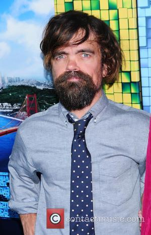 Peter Dinklage - World Premiere of 'Pixels' at Regal E-Walk - Arrivals - New York City, New York, United States...