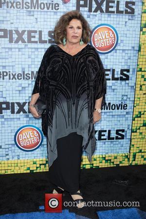 Lainie Kazan - World Premiere of 'Pixels' at Regal E-Walk - Arrivals - New York City, United States - Saturday...
