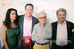 Ayn Rose, Michael Rose, Woody Allen and Ron Chez
