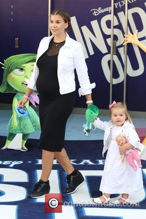 Imogen Thomas and Ariana - UK Premiere of 'Inside Out' held at Odeon - Arrivals - London, United Kingdom -...
