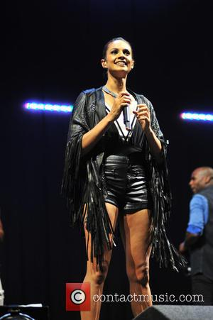 Alesha Dixon - Key 103 Summer Live - Performances - Manchester, United Kingdom - Sunday 19th July 2015