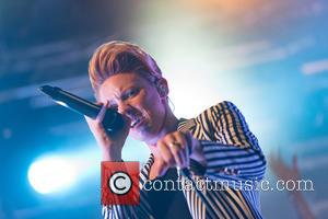 La Roux - Latitude Festival - Day 3 - Performances at Suffolk, Latitude Festival - Southwold, United Kingdom - Sunday...