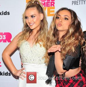 Little Mix, Jade Thirlwall and Perrie Edwards