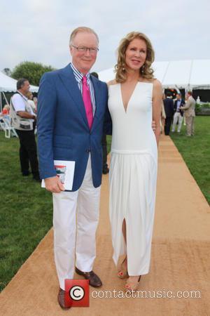 Chuck Scarborough and Ellen Scarborough