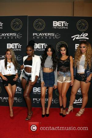 Fifth Harmony - The Players Awards held at the Penn & Teller Theater at the Rio Las Vegas Hotel &...