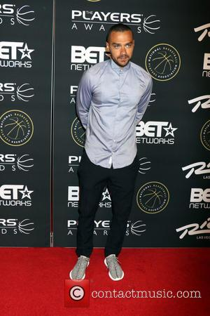 Jesse Williams - The Players Awards held at the Penn & Teller Theater at the Rio Las Vegas Hotel &...