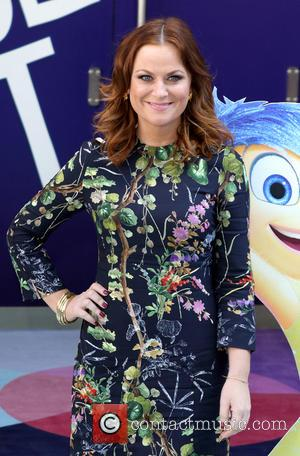 Amy Poehler - 'Inside Out' UK Premiere at the Odeon, Leicester Square, London at Odeon Leicester Square - London, United...