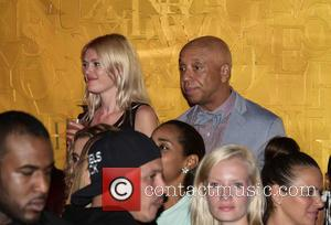 Russell Simmons - Joe Jonas, aka DJ Danger, DJing at 1AOK nightclub in the Hamptons at i1 OAK nitelub -...