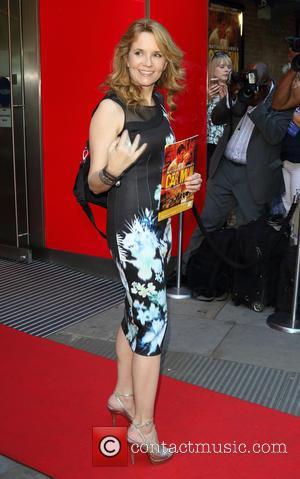 Lea Thompson - Matthew Bourne's 'The Car Man' Gala Night at Sadlers Wells, London at Sadlers Wells - London, United...