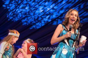 Katherine Ryan - Latitude Festival - Day 3 - Performances at Suffolk, Latitude Festival - Southwold, United Kingdom - Sunday...