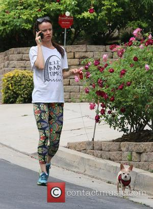 Juliette Lewis and Teddy