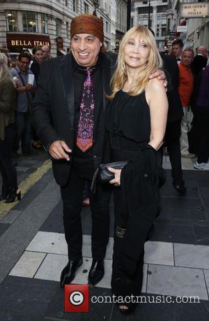 Steven Van Zandt and Maureen Van Zandt