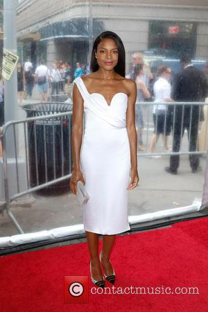 Naomie Harris - New York premiere of 'Southpaw' for THE WRAP at AMC Loews Lincoln Square  - Arrivals at...