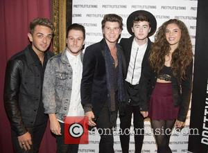 Charley Bagnall and Jake Roche at Steam & Rye