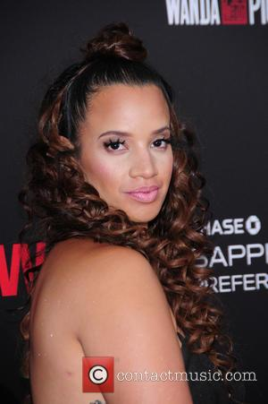Dascha Polanco - New York premiere of 'Southpaw' for THE WRAP at AMC Loews Lincoln Square - Arrivals - New...