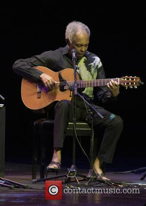 Universal Music and Gilberto Gil