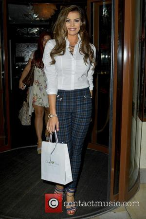 Jessica Wright - Celebrities attends #AGOODSUMMERPARTY at the Sanctum Soho Hotel in London. - London, United Kingdom - Tuesday 21st...