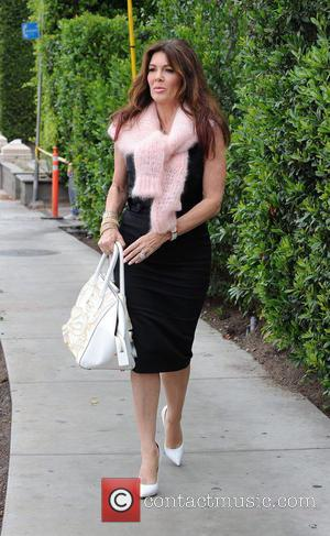 Lisa Vanderpump - Lisa Vanderpump out and about in Los Angeles - Los Angeles, California, United States - Tuesday 21st...