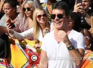 Simon Cowell - x Factor London Auditions - London, United Kingdom - Tuesday 21st July 2015