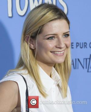 Mischa Barton - New York premiere of 'Paper Towns' held at AMC Loews Lincoln Square - Arrivals at AMC Loews...