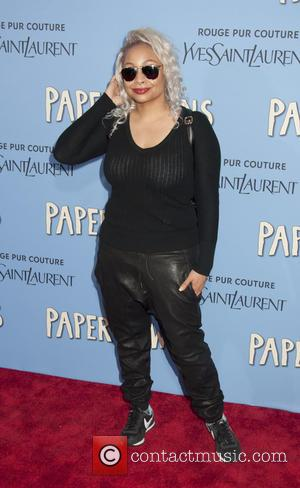 Raven Symone - New York premiere of 'Paper Towns' held at AMC Loews Lincoln Square - Arrivals at AMC Loews...