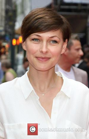 Emma Willis - 'American Idiot The Musical' - Press Night at the Arts Theatre at Arts Theatre, Leicester Square -...