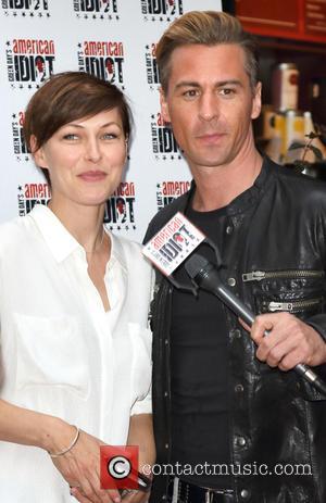 Emma Willis and Matt Evers