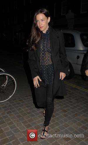 Liv Tyler - Celebrities at the Chiltern Firehouse - London, United Kingdom - Wednesday 22nd July 2015