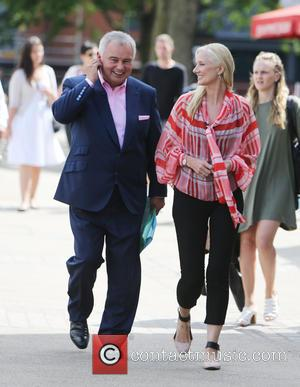 Eamonn Holmes, Ruth Langsford and Joely Richardson