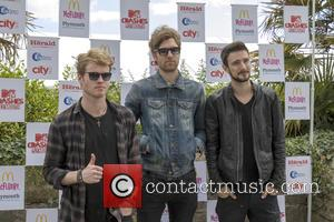 Kodaline, Steve Garrigan and Jason Boland