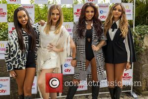 Little Mix Score Second Week On Top Of UK Singles Chart With 'Black Magic'