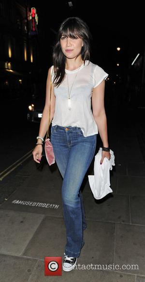 Daisy Lowe - Celebrities leaving Soho House private members' club - London, United Kingdom - Wednesday 22nd July 2015