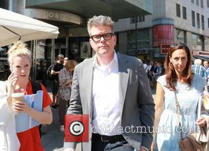 Christopher McQUARRIE - The cast arrives in Vienna for the world premiere of Mission: Impossible 5. - Vienna, Austria -...