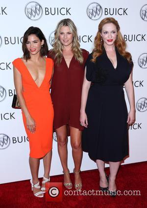 Jenna Dewan Tatum, Ali Larter and Christina Hendricks