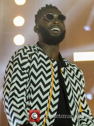 Tinie Tempah - MTV Crashes Plymouth 2015 at Hoe - Plymouth, United Kingdom - Wednesday 22nd July 2015
