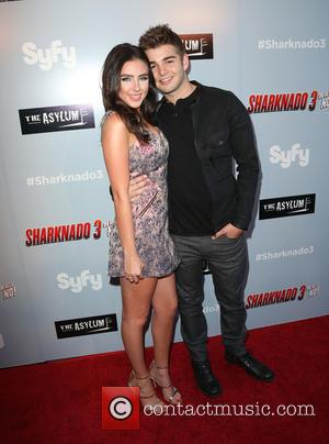 Ryan Newman and Jack Griffo
