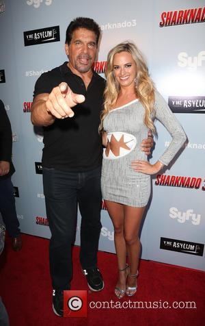 Lou Ferrigno and Jena Sims