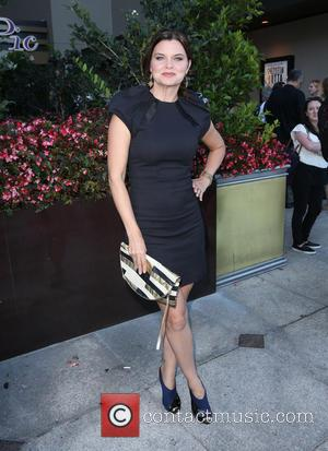 Heather Tom - Los Angeles premiere of The Asylum's 'Sharknado 3: Oh Hell No!' - Arrivals at iPic Theaters -...