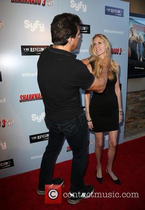 Lou Ferrigno and Ann Coulter