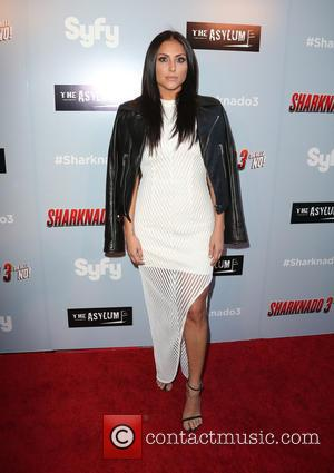 Cassie Scerbo - Los Angeles premiere of The Asylum's 'Sharknado 3: Oh Hell No!' - Arrivals at iPic Theaters -...