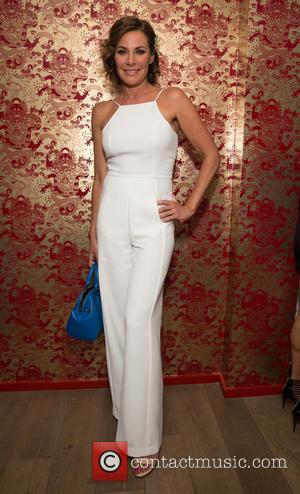 Countess LuAnn de Lesseps - The Grand Opening of Sushi Roxx at the Tuscany Hotel NYC at Tuscany Hotel NYC...