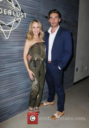 Julie Benz and Nick Hounslow