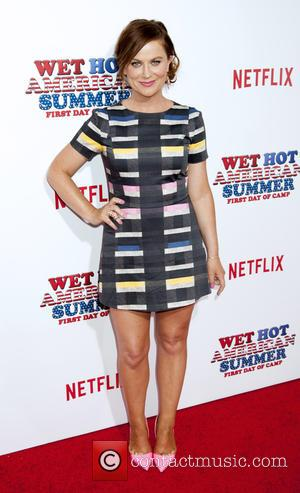 Amy Poehler - Wet Hot American Summer at SVA Theater - New York, New York, United States - Wednesday 22nd...