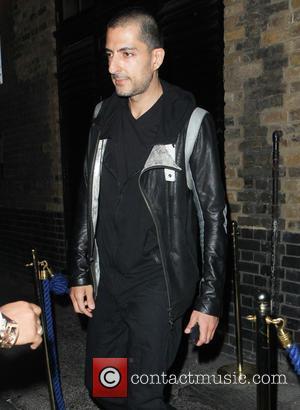 Wissam Al Mana - Janet Jackson's husband Wissam Al Mana leaving Chiltern Firehouse - London, United Kingdom - Wednesday 22nd...