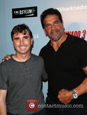 Anthony C. Ferrante and Lou Ferrigno