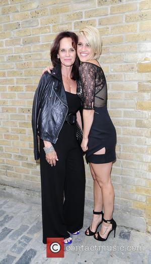 Ashley Roberts - Amazon Fashion Photography Studio Launch Party - London, United Kingdom - Thursday 23rd July 2015