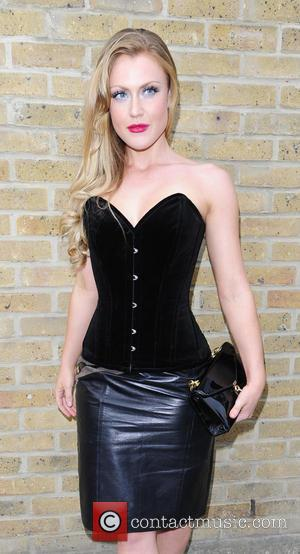 Camilla Kerslake - Amazon Fashion Photography Studio Launch Party - London, United Kingdom - Thursday 23rd July 2015