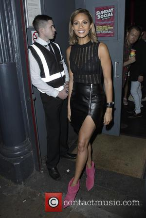 Alesha Dixon - Coming Out Party at The Tavern in Vauxhall - Departures at Vauxhall - London, United Kingdom -...